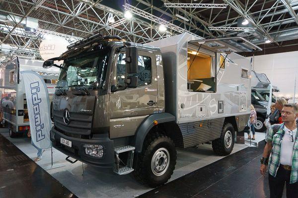 caravan salon d sseldorf 2017 impressionen campingcampus
